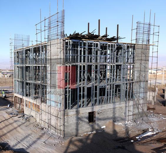 تعاونی مسکن کارکنان کارخانه خانه سازی مشهد