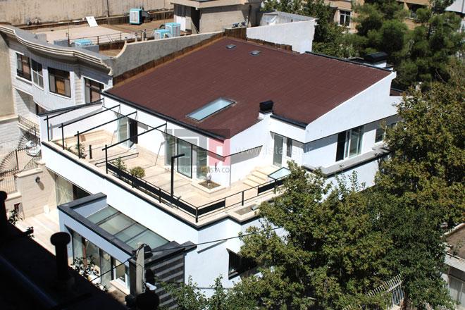 اضافه طبقه مسکونی با سازه سبک LSF